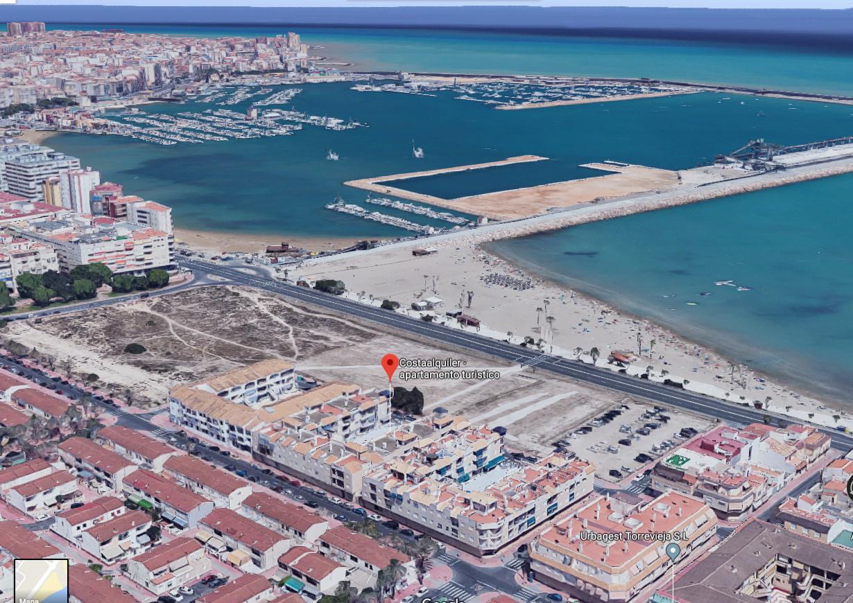 Alquiler particular apartamento turistico y economico en torrevieja en primera linea de playa - Alquilar apartamento en torrevieja ...